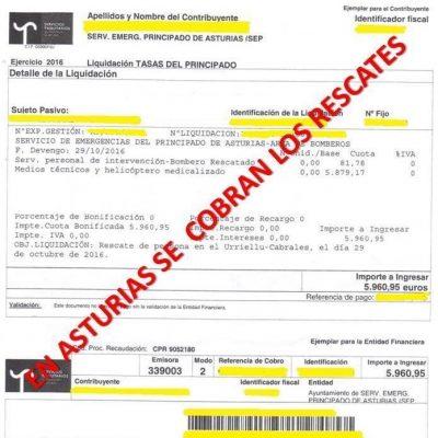 factura-de-cobro-de-rescate-en-asturias