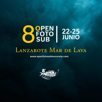 8º Open Fotosub Lanzarote Mar de Lava