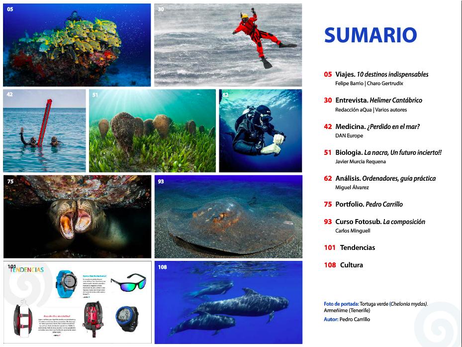 sumario aqua32