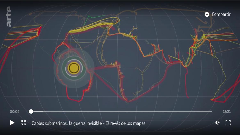 cables subacuaticos