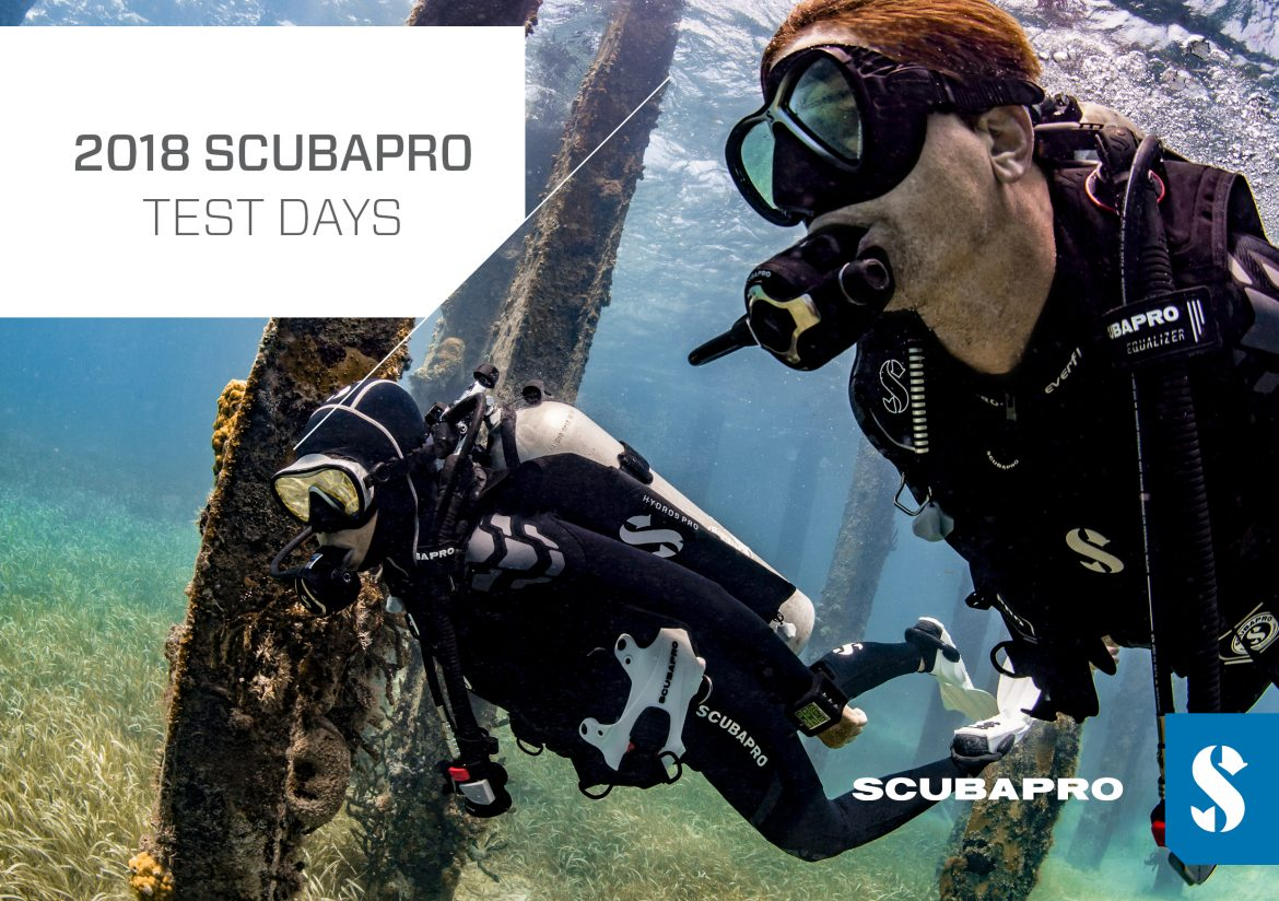 2018 Scubapro Spain Test Magazine FB banner