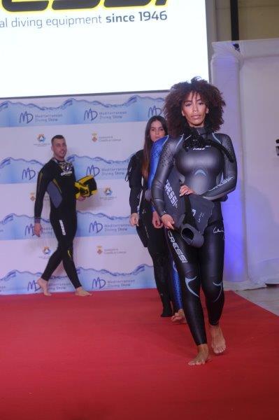 Mediterranean dive show- Revista aQua